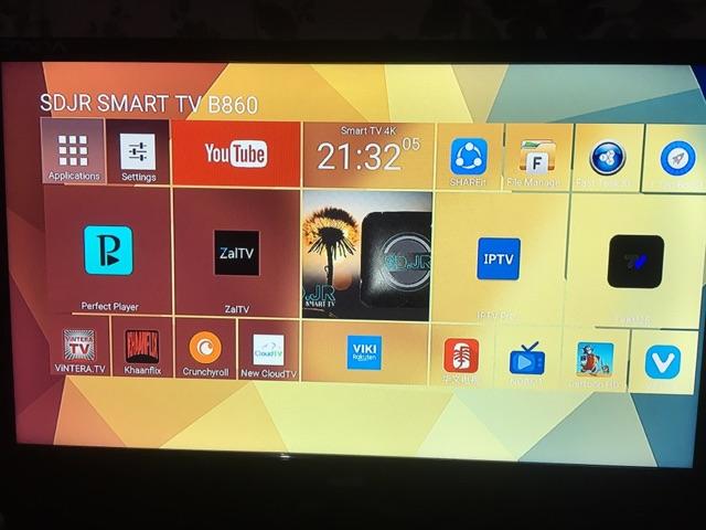 promo diskon best seller STB ZTE B860H Root Premium Android Smart TV Box
