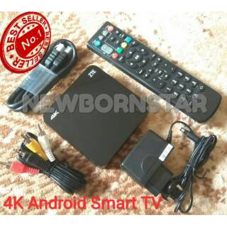 promo diskon best seller STB ZTE B860H Root Premium Android Smart TV Box